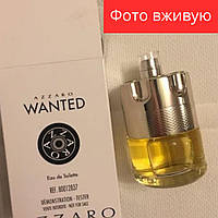 100 ml Tester Azzaro Wanted Silver Collector. Eau de Toilette  Тестер Азаро Вонтид Силвер Колэктор 100 мл