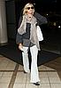 Жіночі туфлі STILLO (Польща) сірого кольору. Красиві та комфортні. Стиль: Dasha Sharapova, фото 5