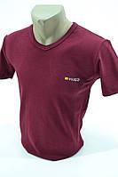 """Стрейчеві однотонні футболки """"FORBEST"""" Норма, фото 1"""