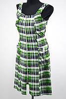 """Літні жіночі халати """"Клітка"""", фото 1"""