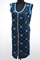 Женские летние халаты оптом и в розницу, фото 1