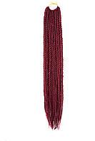 30 Косичек Сенегальские 60см. 100гр. Tон1 Twist Hair