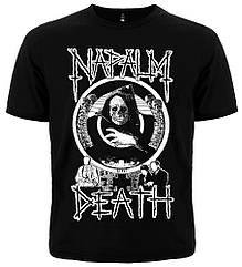 Футболка Napalm Death, Размер L