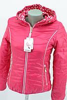 Детские двусторонние куртки для девочек 6-14, фото 1