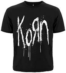 "Футболка Korn ""Still A Freak"", Размер S"