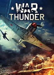 Плакат War Thunder