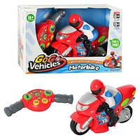Радиоуправляемый мотоцикл Keenway 13533
