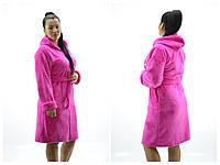 Женские махровые халаты SOFT