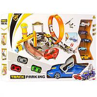 Игровой набор Автотрек Петля 8 машинок (5898859)