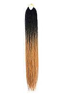 30 Косичек Сенегальские 60см. 100гр. Омбре   Twist Hair