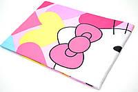 """Постельное белье Бязь GOLD детское """"Hello Kitty"""", фото 1"""