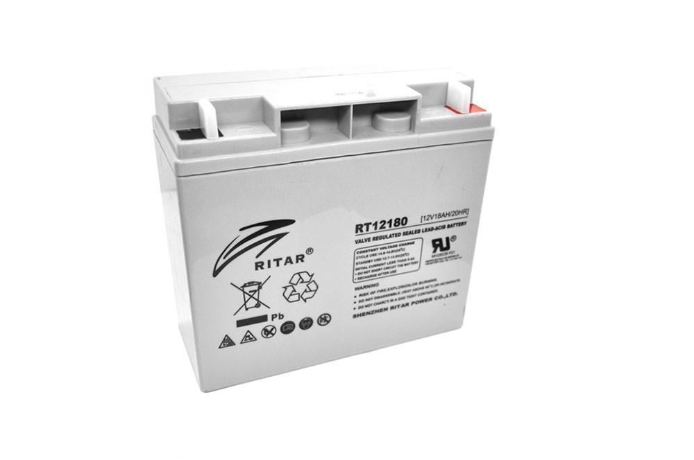 Аккумулятор Ritar RTR12180