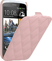 Чехол для HTC Desire 500 - Vetti Craft flip Diamond Series