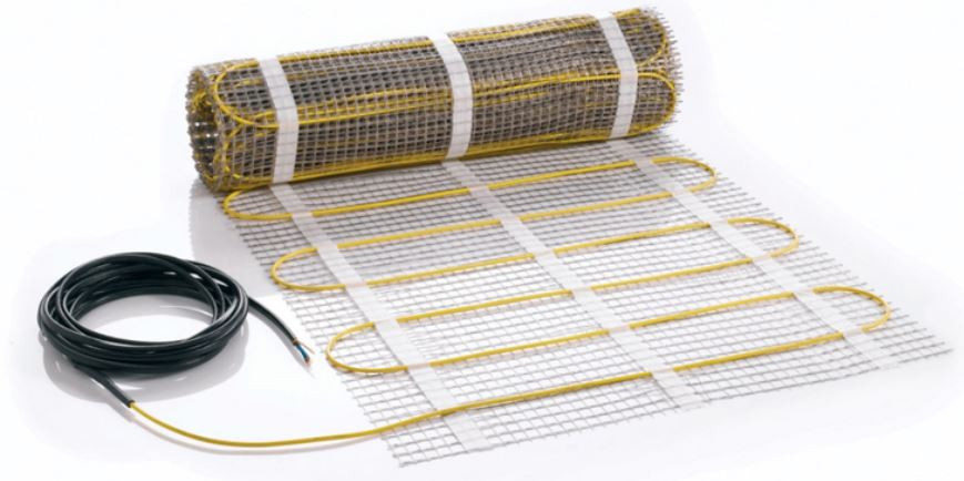 Нагревательный мат двухжильный Veria Quickmat 150