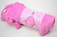 """Покривало з бамбукового волокна """"Рожевий"""", фото 1"""