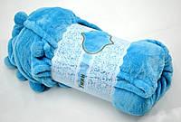 """Покрывало из бамбукового волокна """"Голубой"""", фото 1"""