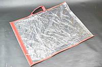Упаковка для текстиля из полиэтилена 43*55*5 см. (10 шт.)
