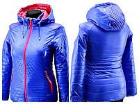 Осеняя куртка с капюшоном  (Осень-весна)  26041