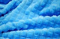 Покрывала Полуторка 220*160 Микрофибра (голубой)