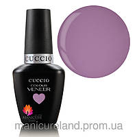 УФ/LED Гель-лак Cuccio Veneer - Peace, Love  Purple