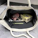 Женская сумка литературная сумка простая дикая пляжная Супер цена Только опт, фото 5