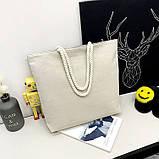 Женская сумка литературная сумка простая дикая пляжная Супер цена Только опт, фото 6