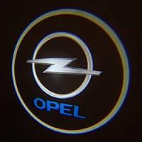 Подсветка двери авто opel