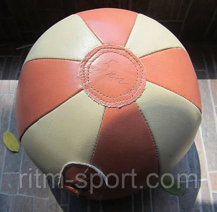 Мяч медицинский ( медбол) 5 кг, фото 2