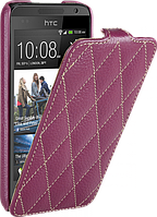 Чехол для HTC Desire 300 - Vetti Craft flip Diamond series