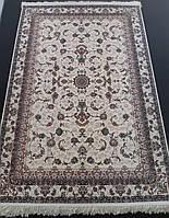 Персидский ковер  2,25*1,5 в классическом стиле с восточными узорами и цветами производства Иран