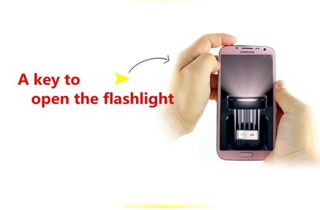 Декоративная смарт кнопка-заглушка Smart Key v2.0 для Android использование