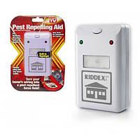 Электромагнитный отпугиватель мышей и насекомых Riddex Pest Repelling RR-214