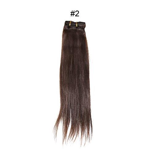 Натуральные волосы для наращивания на лентах 50-60 см №2