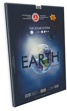 4D Пазлы Планета Земля, 48 элементов, фото 2