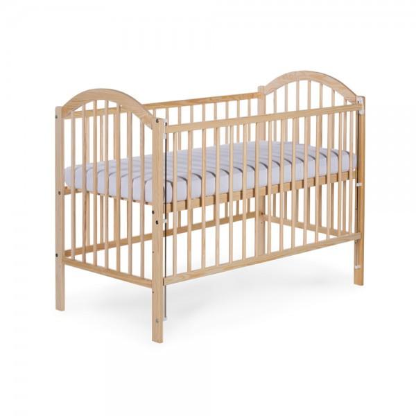 Детская кроватка EWELINA 120x60 Klups 126EW1LSHSS