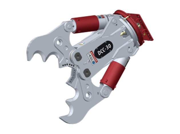 Гидроножницы для разрушения бетона DCC-30 Hammer