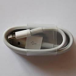 USB дата-кабель для Apple iPhone 5,5c,5s,6,6+,Apple iPad Mini Оригинал