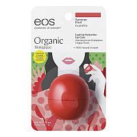 """Бальзам для губ EOS organic lip balm Summer fruit """"Летние фрукты"""""""