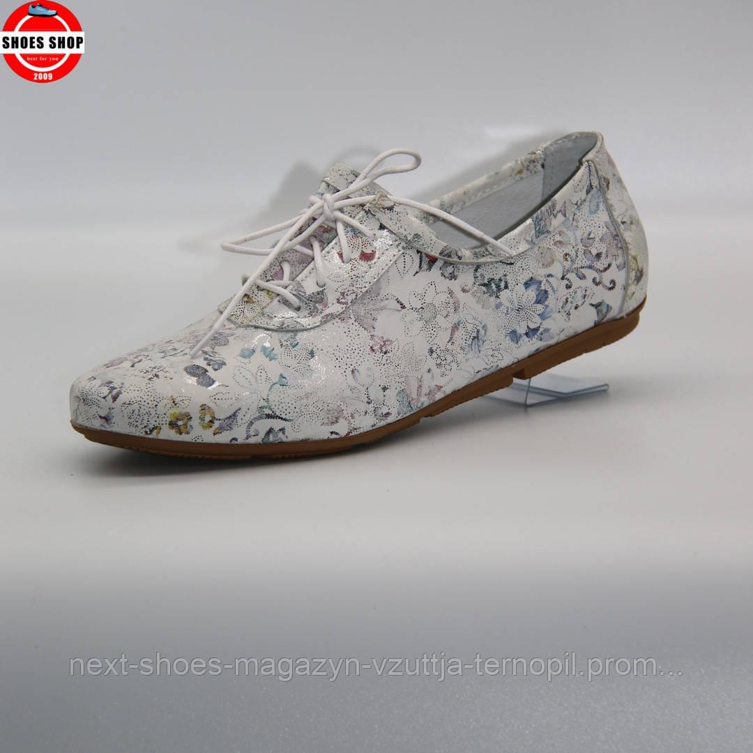 Жіночі кросівки SIMEN (Польща) білого кольору. Красиві та комфортні. Стиль: Julia Louis-Dreyfus