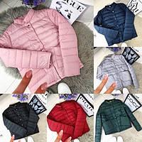 Осенняя куртка пиджак