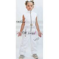 Детский полукомбинезон-жилет Moncler