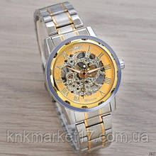 Winner Automatic Silver-Gold