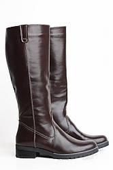 VM-Villomi Коричневые сапоги без каблука