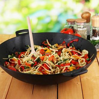 Сковороди Вок (wok, вокі)