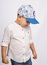 Дитяча кепка для хлопчика Dembo House Україна Керрі
