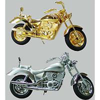 Настольная зажигалка сувенир мото Harley