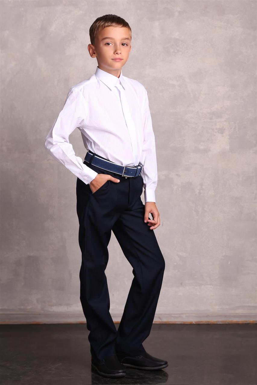 Детская рубашка для мальчика Школьная форма для мальчиков Sly Польша koszula 122-146