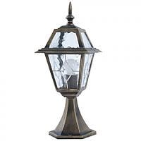 Парковый светильник QMT 1364-A Faro I, стар/золото