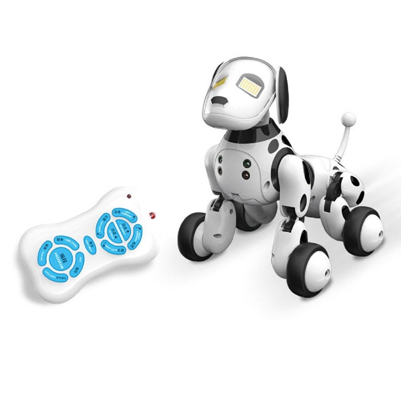 Собака-робот, на радиоуправлении Smart Robot Dog 9007А мультифункциональная