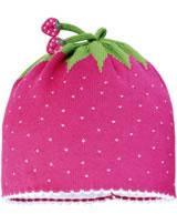 Дитяча шапка для дівчинки MaxiMo Німеччина 43572-291100 рожевий весняна осіння демісезонна